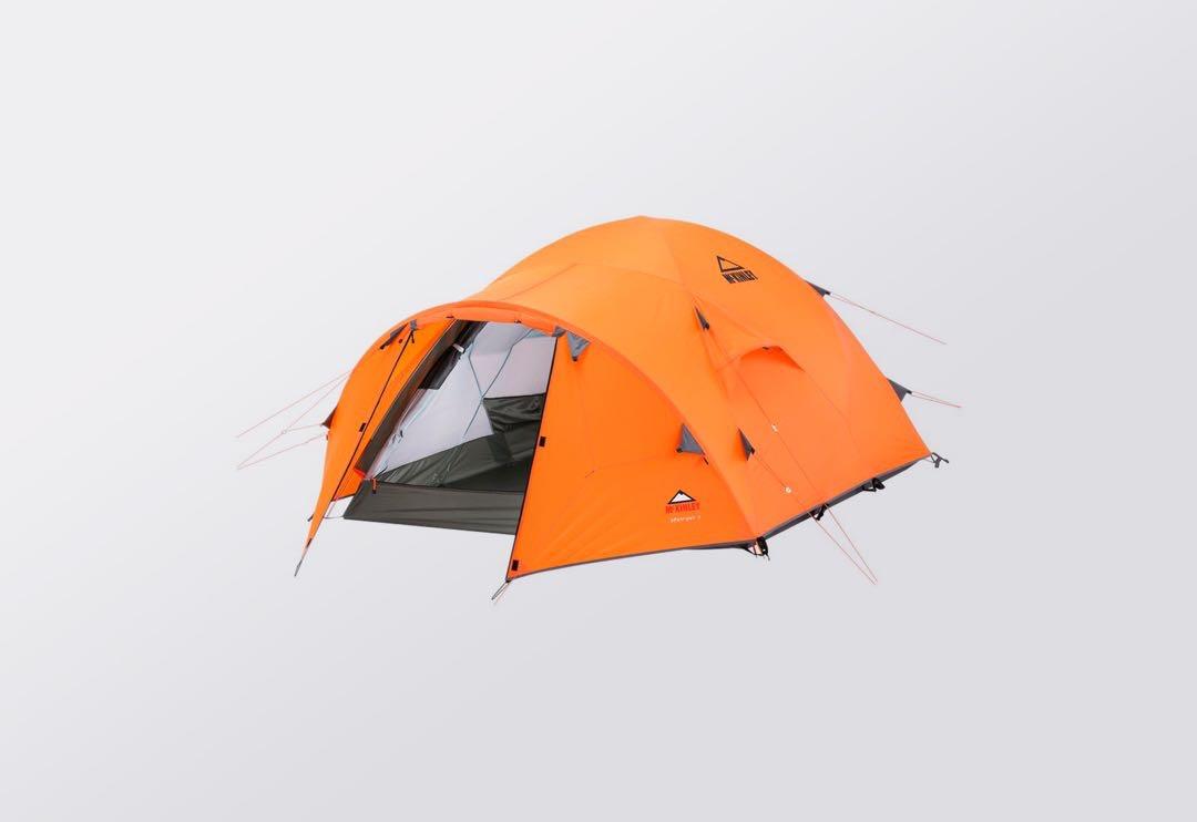 Hyr McKinley Sherpa III Tält av Martin H i Slussen